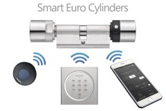 Simons Voss Smart Euro Cylinders