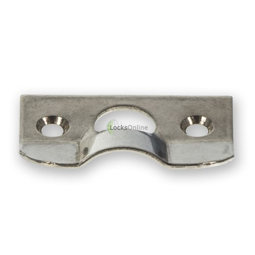 Hatch Lock in Stainless Steel for Padlocks