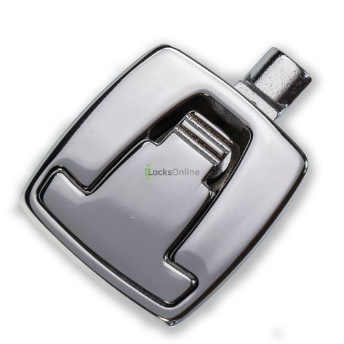 Main photo of Hatch Locking Catch | Latch - Locking and Non Locking - Flush Fitting.