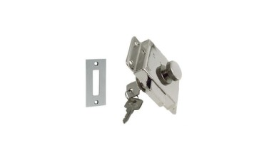 Timage Marine Cylinder Rim Locks Supplied with Flat striker