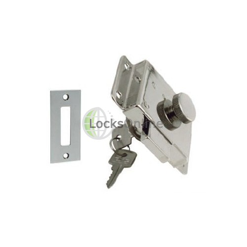 Main photo of Timage Marine Cylinder Rim Locks Supplied with Flat striker
