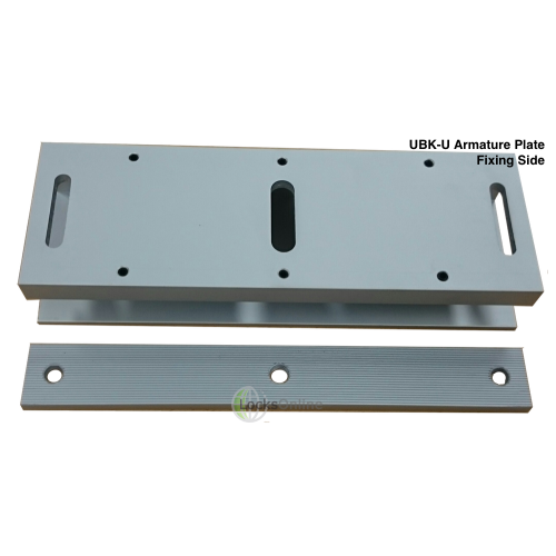 Magnetic Locks Fixing Brackets for Glass Doors