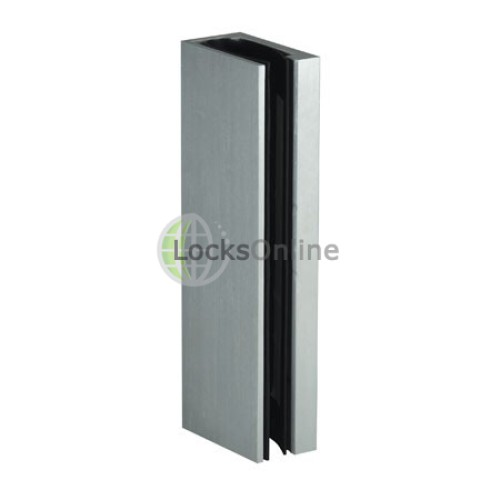 Main photo of Magnetic Locks Fixing Brackets for Glass Doors