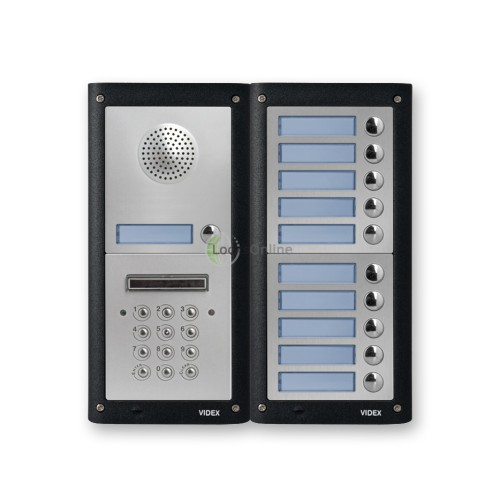 Videx Professional Audio Intercom & Keypad Access Kit