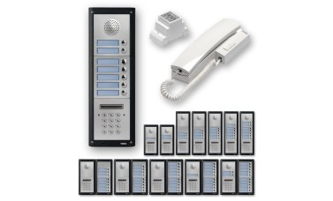 videx professional audio intercom & keypad access