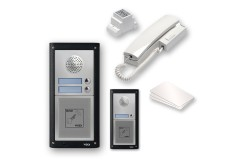 Videx Professional Audio Intercom & Card / Fob Access Kit