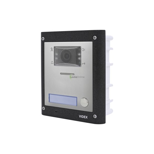 Videx Professional IP Video Intercom System