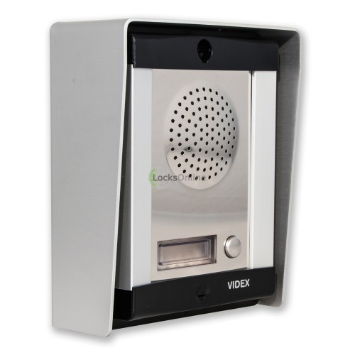 Videx Professional Audio Intercom with Disability Assistance
