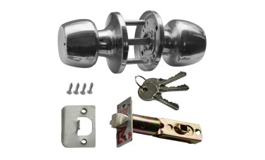 ASEC Lockable Entrace Door Knobset