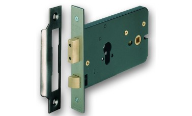 "LocksOnline Imperial Euro-Profile Horizontal 6"" Sashlock"
