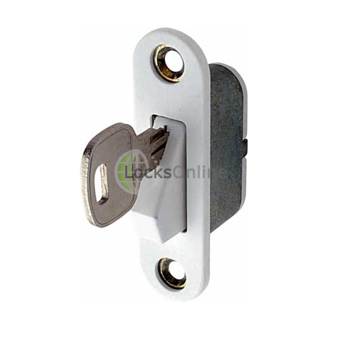 Main photo of Sliding Sash Window Stop-Lock for uPVC, Metal & Wooden Sash Windows