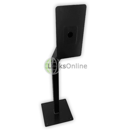 Mounting Pedestal for Door Entry Devices