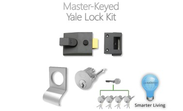 Yale Lock Master-Key System for Flats