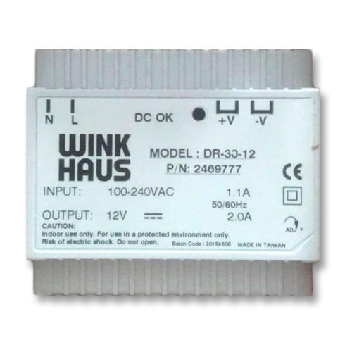 Winkhaus AV2/AV3 Electronic Upgrade & Repair Parts