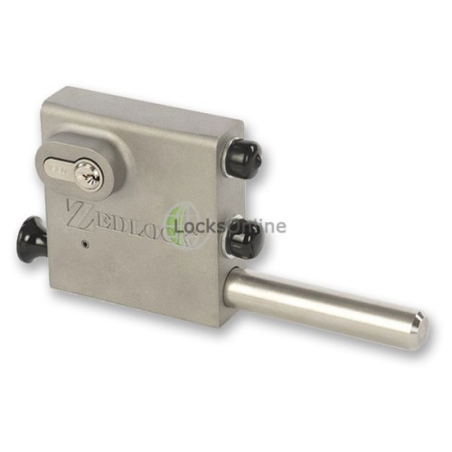 Main photo of Zedlock Euro Agricultural Field Gate Locks