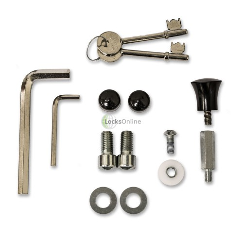 Zedlock Contract Agricultural Field Gate Locks