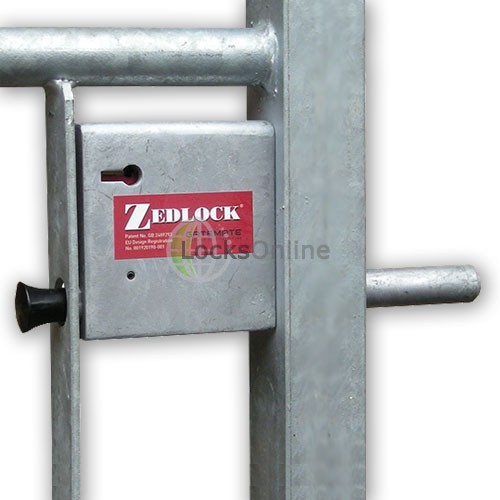 50mm gate lock