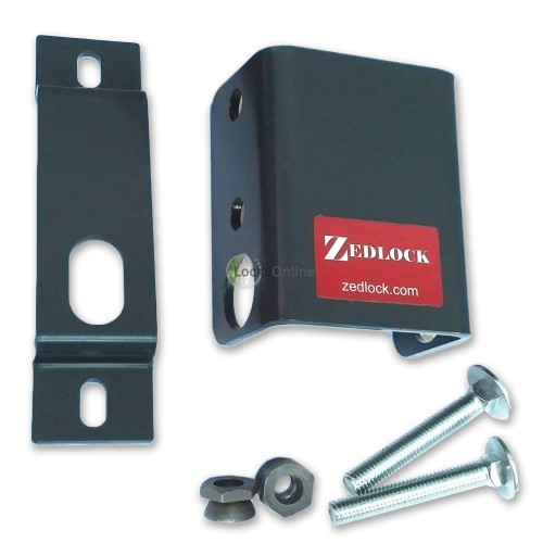 Main photo of Zedlock Coupling Claw-Bracket for Double Gates