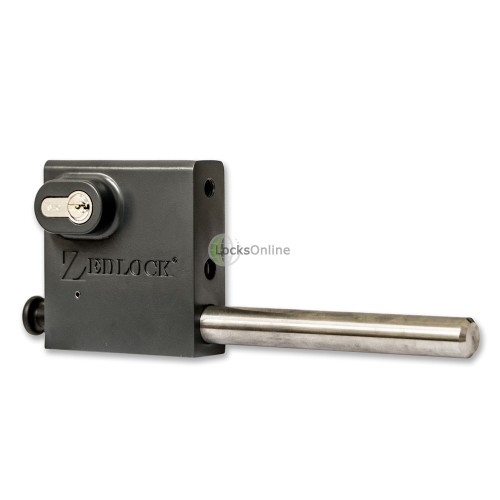 Main photo of Zedlock Euro Commercial Heavy Duty Metal Gate Locks