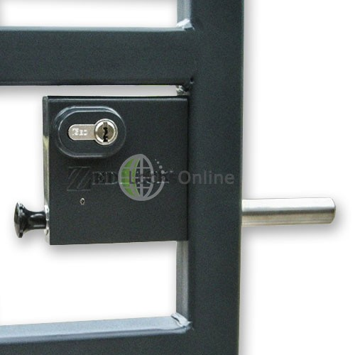Zedlock Euro Commercial Heavy Duty Metal Gate Locks