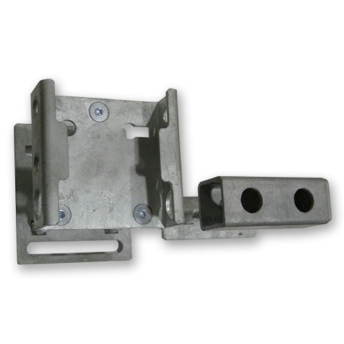 Main photo of Zedlock Gate Lock Surface-Mounting Kit
