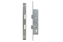 YALE Doormaster Lever Operated Latch & Deadbolt 16mm Twin Spindle Overnight Lock To Suit Lockmaster