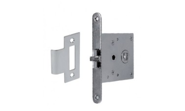 Timage Marine Square Anti-Rattle Mortise Reversible Latch