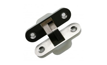 SOS Door Hinge in Stainless Steel