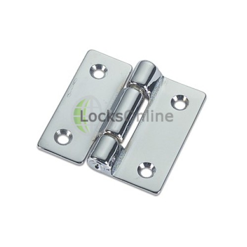 Main photo of Double Tail Hinges in Brass or Chromium plated