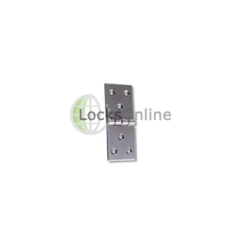Main photo of Back Flap Hinges Stainless Steel, Grade 304