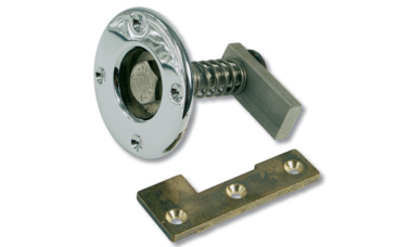 Marine Hatch Locking Device - Flush Fitting - Bolt Locking.