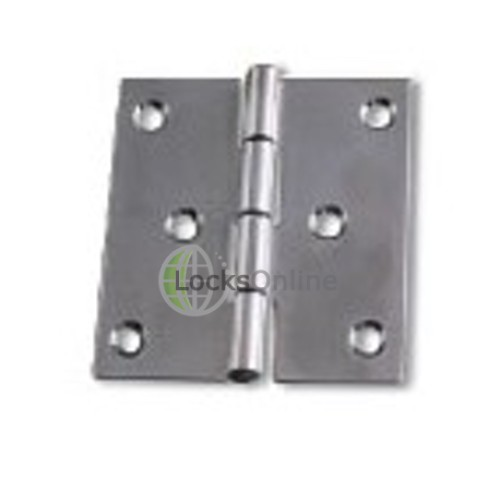 Main photo of Butt Hinges In Brass Or Stainless Steel, Grade 304