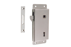 Timage Sliding Rim Door Lock