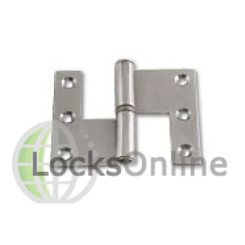 Main photo of Butt Lift Off L Shape Hinges Stainless Steel, Grade 304