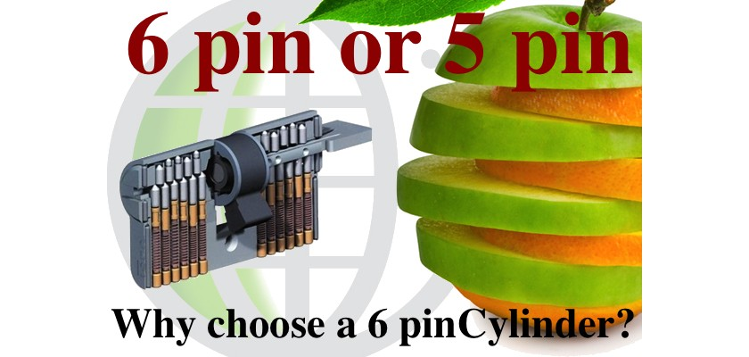 Will that be 5 pin or 6 pin Sir? - Security Cylinders - Ask this of your own security?
