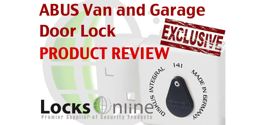 Abus Integral Van and Door Lock - Product Review from LocksOnline