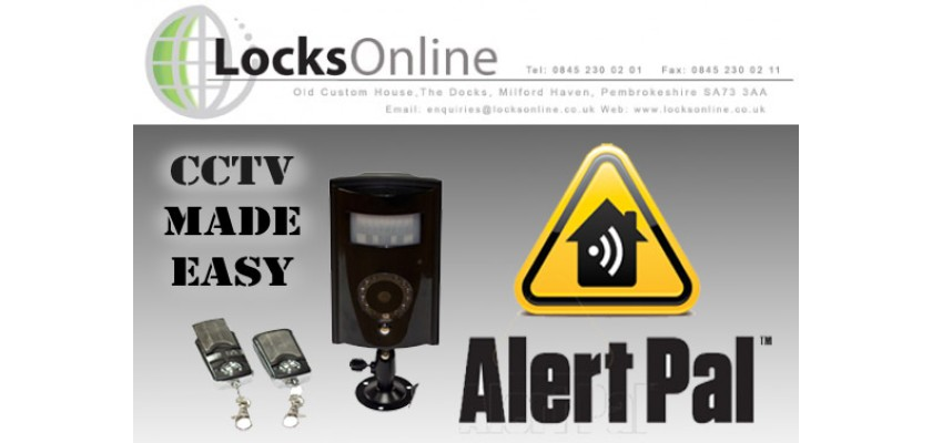 CCTV Made Easy with Alert Pal