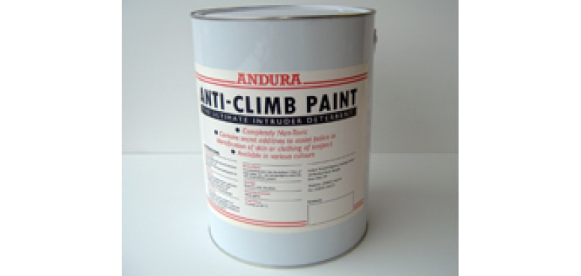 Lead - Its getting harder to steel - In the News Anti Climb Paint