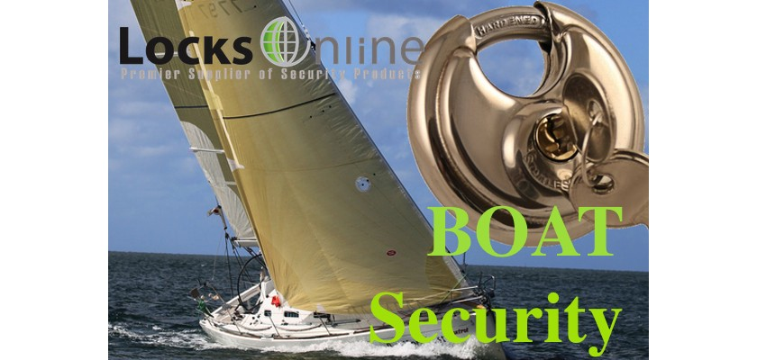 Boat Security - Exclusive from LocksOnline