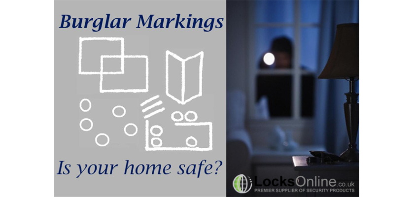 Burglar Markings Explained - Is your home safe