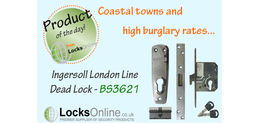 Coastal towns - High burglary rates