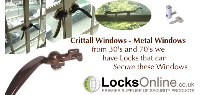Metal Windows Locks - Crittall Windows - Locksonline Community