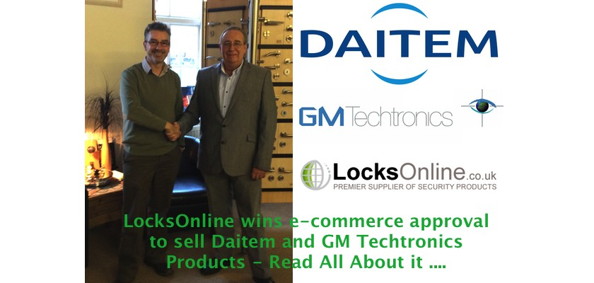 Wireless Door Intercoms - Daitem and LocksOnline - Team Up