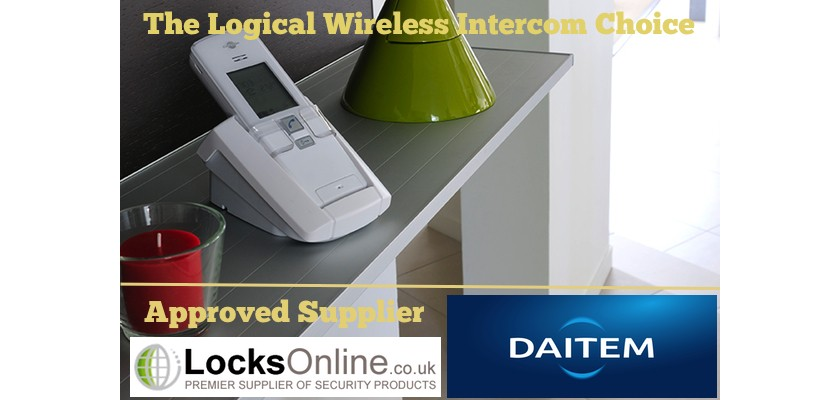 Wireless Door Intercoms by Daitem - Approves LocksOnline