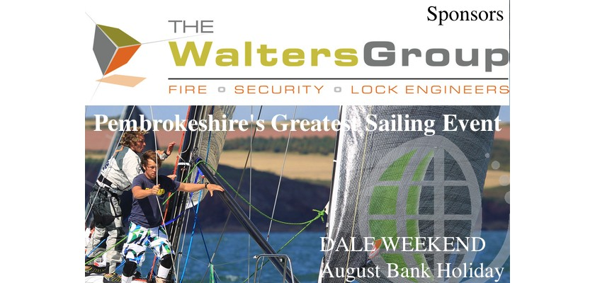 Dale Weekend - Walters Group/LocksOnline support local event