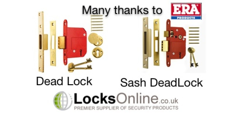 What is a five lever mortice deadlock?