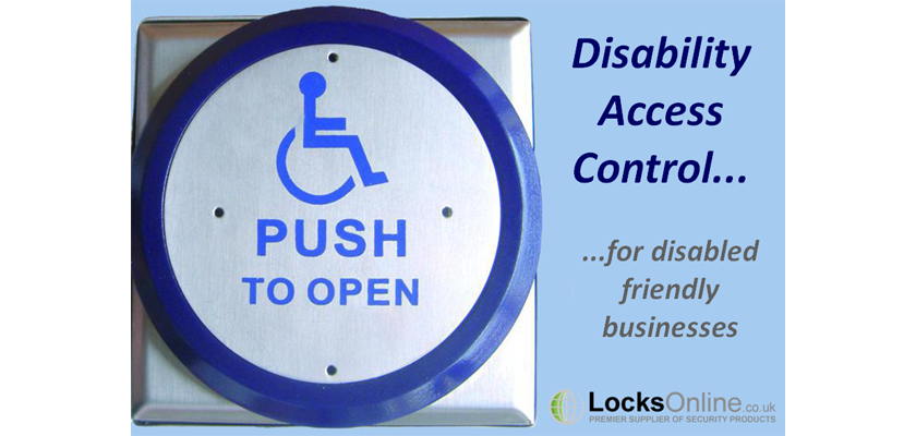 Disability Access Control - Disabled friendly businesses