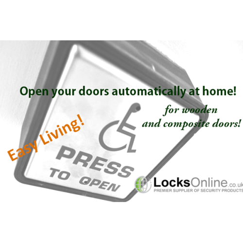Disabled access at home - Easy living for wooden and composite doors  sc 1 st  Locks Online & Disabled access at home - Easy living for wooden and composite doors ...