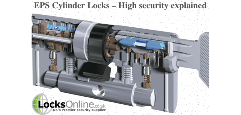 EPS Cylinder Locks - High security explained