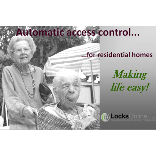 Elderly Home Safety: Elderly Home Safety - Access Control Solutions